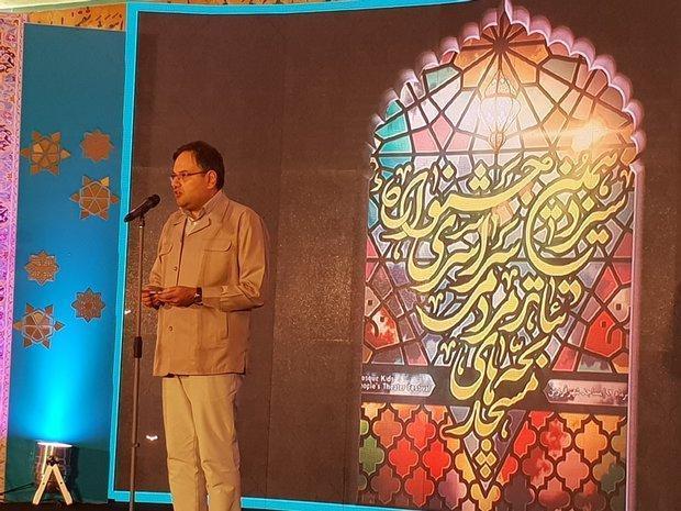 تئاتر بچه های مسجد گامی در مسیر استعدادیابی دینی است