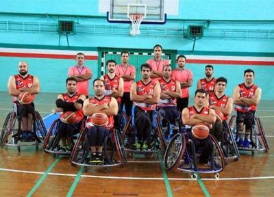 بسکتبال با ویلچر قهرمانی جهان، پیروزی ایران برابر قهرمان پیشین پارالمپیک