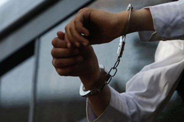 دستگیری دزد محتویات و قطعات داخل خودرو در سنندج