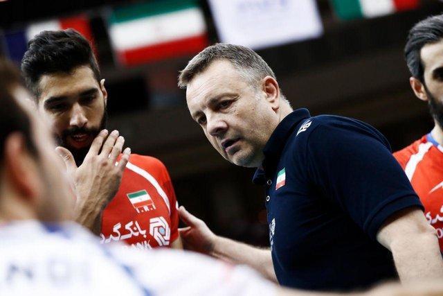 کولاکوویچ: از حالا بر راه های پیروزی بر لهستان تمرکز می کنیم، کوبا از نظر بدنی تیم بسیار خوبی