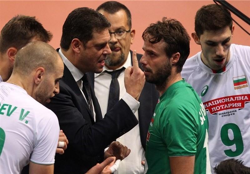 از بلغارستان، سالپاروف: شایسته پیروزی مقابل ایران بودیم، معروف یکی از بهترین پاسورهای دنیا است