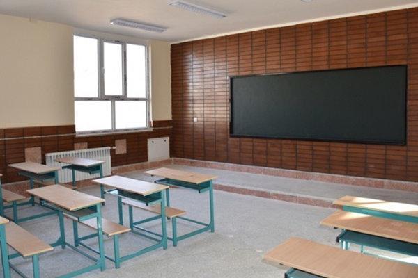 کمبود یک میلیون متر مربع فضای آموزشی در گلستان