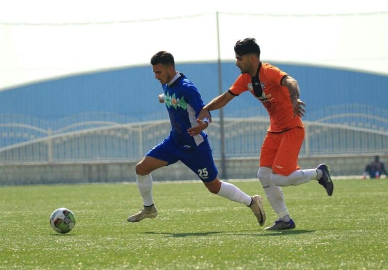 پیروزی سایپا برابر بادران در یک بازی محبت آمیز، خوش وبش کاظمی و دایی در استادیوم غدیر