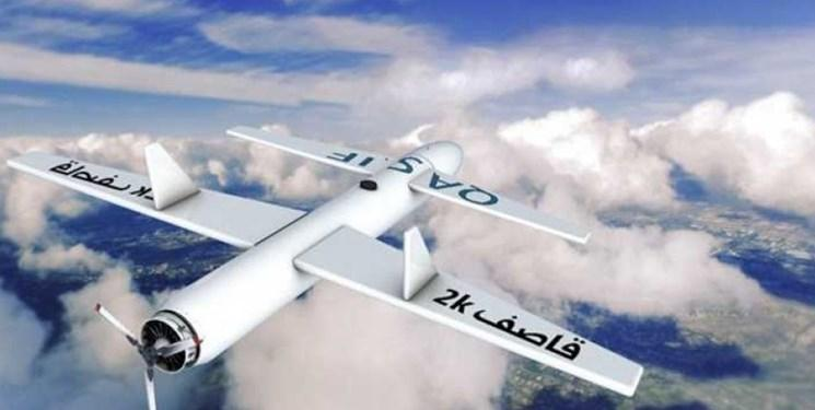 حمله پهپادی نیروهای یمنی به فرودگاه آبها عربستان، برج مراقبت منهدم شد