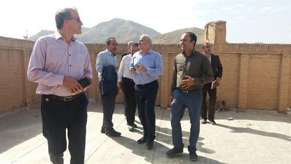 اعتبار لازم برای مرمت آثار شاخص تاریخی شهرستان های دهاقان و شهرضا اختصاص می یابد