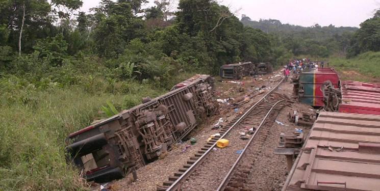 خروج قطار از ریل در کنگو، 50 کشته بر جا گذاشت