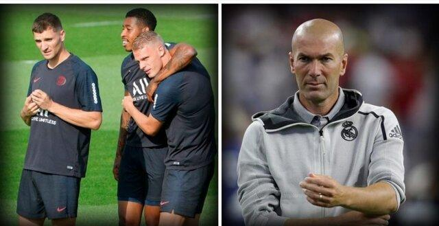 بازگشت زیدان به لیگ قهرمانان، مادرید میزبان رونالدو