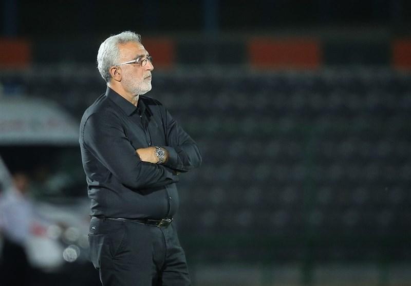 فرکی: حق ما در 3 بازی قبلی بیشتر از یک امتیاز بوده است، نتیجه در فوتبال حرف اول را می زند