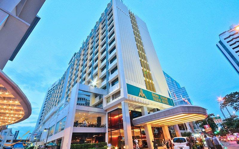 معرفی هتل نارای بانکوک ، 4 ستاره