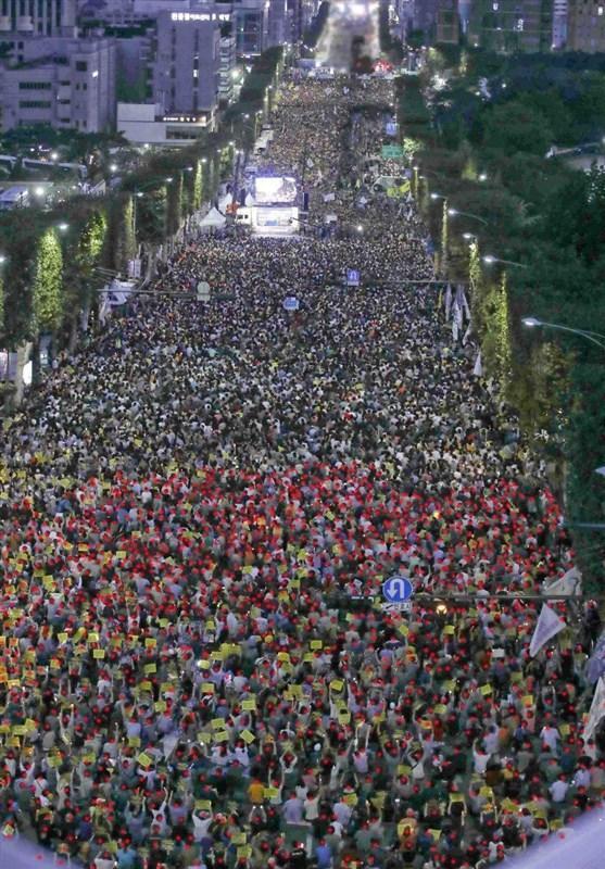 یادداشت ، عدالت خواهی نسل جدید کره