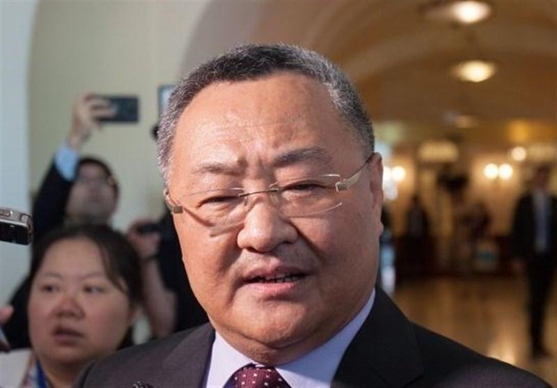 چین به مذاکرات خلع سلاح آمریکا-روسیه نمی پیوندد