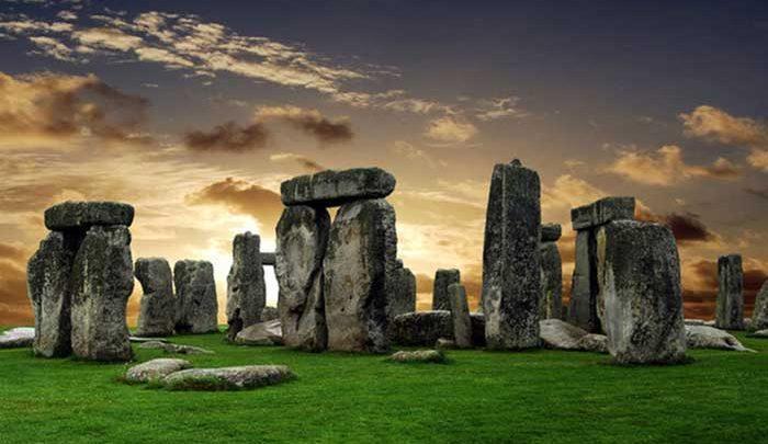 کشف نخستین شهر بریتانیا