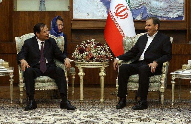 ایران هیچ محدودیتی برای توسعه مناسبات با ویتنام قائل نیست