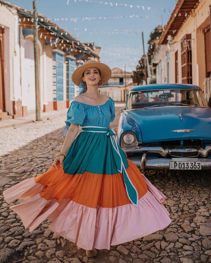 فیلم و تصاویر ، ویراژ خوشرنگ های کلاسیک آمریکایی در کوبا ، خودروهای قدیمی جاذبه گردشگری شدند