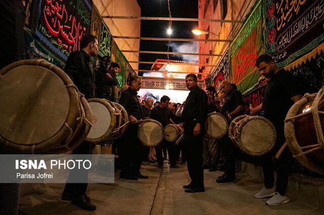 اربعین حسینی در بوشهر