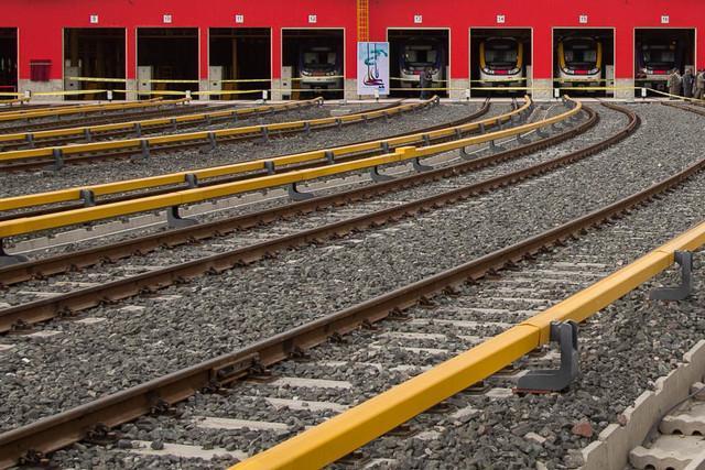 انجام مطالعات احداث قطار شهری 4 شهر جدید