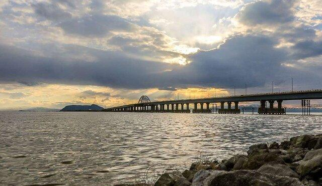 بسیاری از مسائل ناشی از آلودگی هوا با احیای دریاچه ارومیه برطرف می گردد