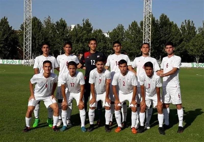 رجحان نوجوانان ایران مقابل عمان