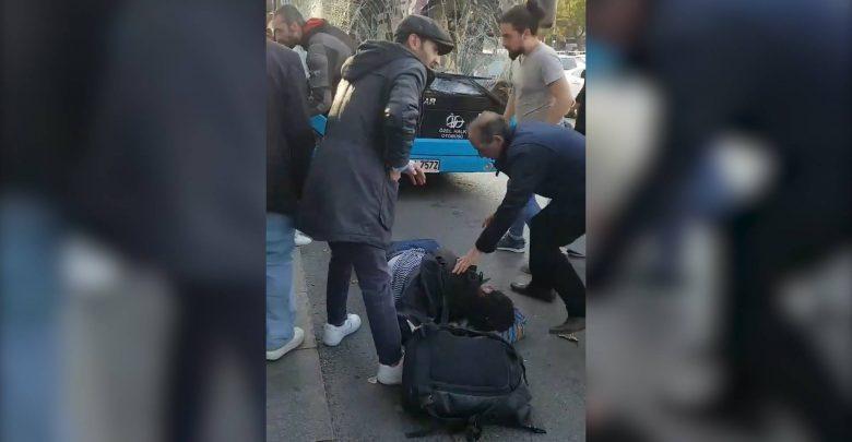 ورود اتوبوس به ایستگاهی در استانبول و زخمی شدن 3 ایرانی
