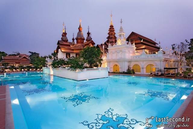 هتل Dhara Dhevi ،چیانگ مای ، تایلند