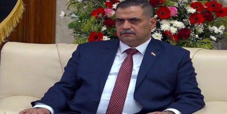 وزیر دفاع عراق: پایگاه نظامیان آمریکایی در شمال بغداد آسیبی ندیده است