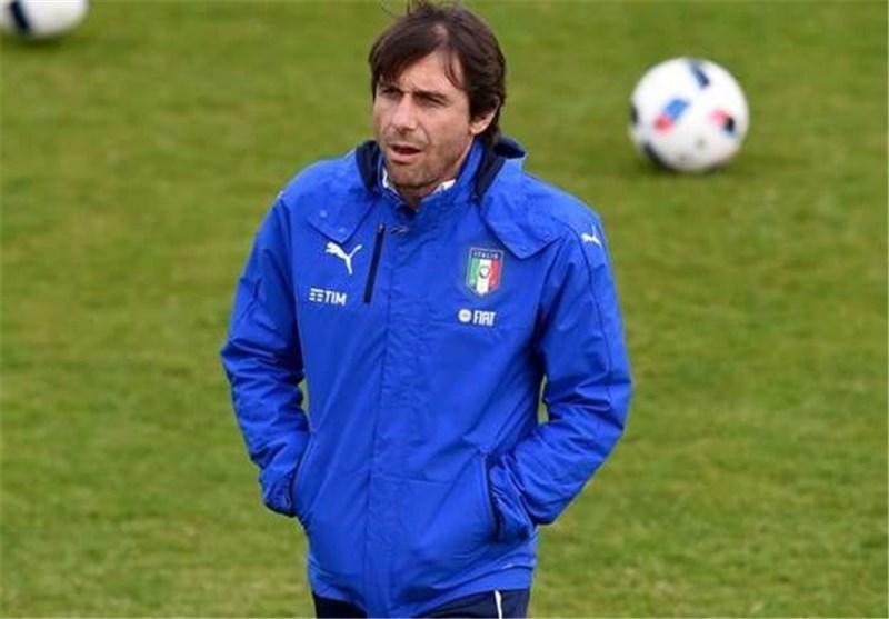 کونته: به خاطر مربیگری در رده باشگاهی از تیم ملی ایتالیا کنار می روم