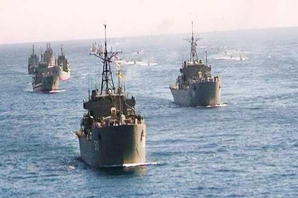 شروع رزمایش دریایی مشترک ایران، چین و روسیه