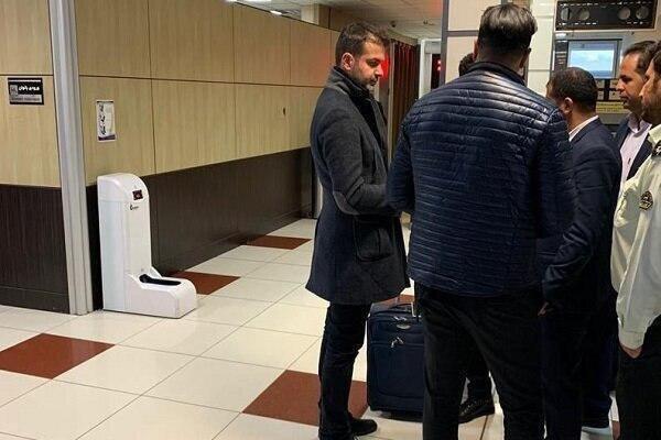 استراماچونی؛ مسافر فرودگاه امام خمینی به مقصد ترکیه