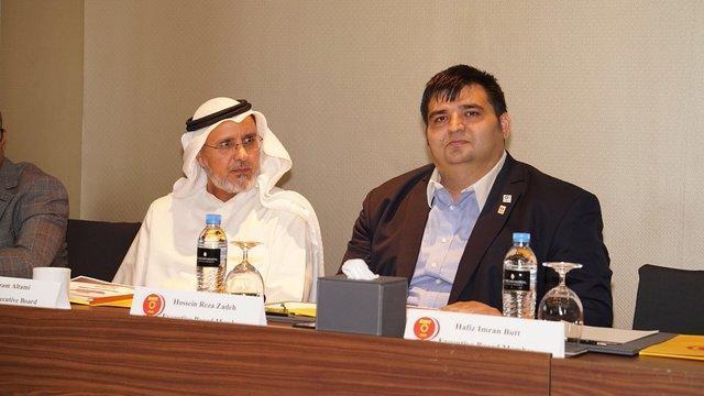 نامه کنفدراسیون وزنه برداری آسیا به IWF برای افزایش سهمیه المپیک ایران و چند کشور
