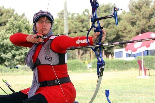 اعزام یک کماندار معلول به بازیهای پاراآسیایی جوانان امارات
