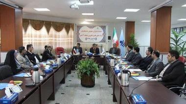 نشست مدیران حقوقی دانشگاه ها و پارک های علم و فناوری منطقه 2 کشور برگزارشد