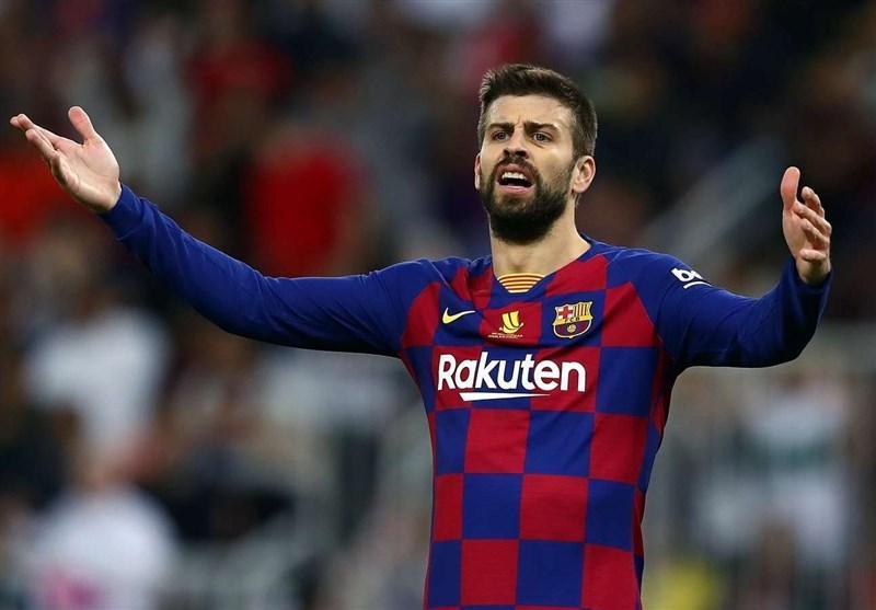 پیکه: به بدترین رئال مادریدی که تا به حال روبه رویش بازی کردم باختیم