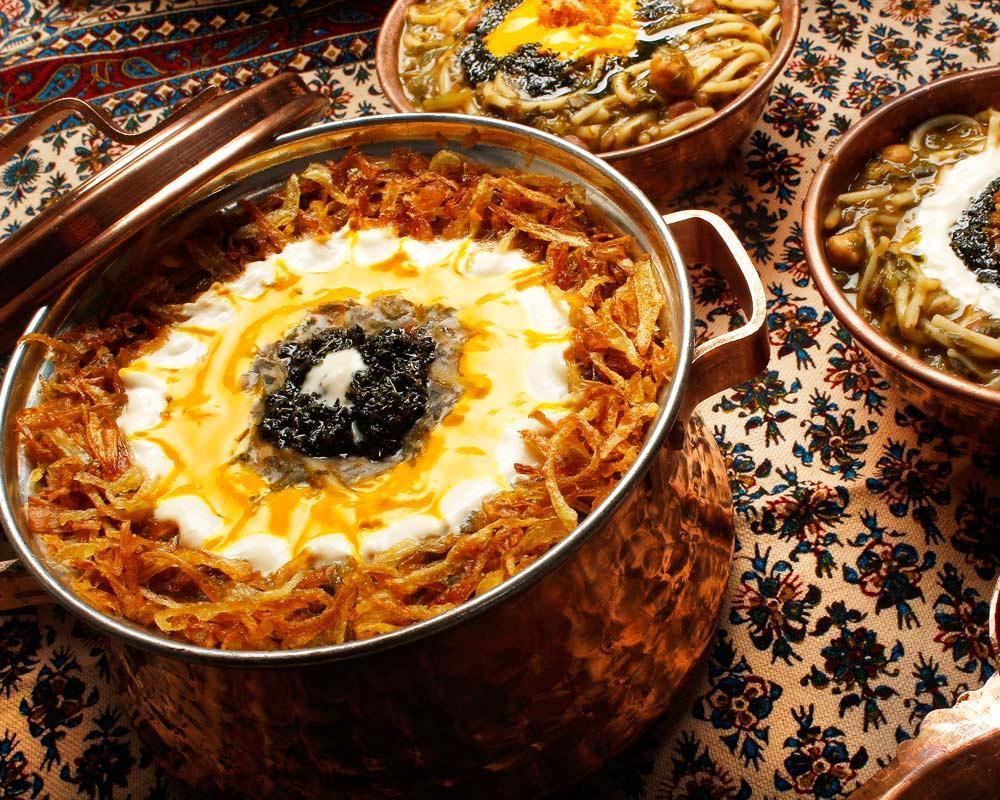 طرز تهیه آش ابودردا چهارشنبه سوری