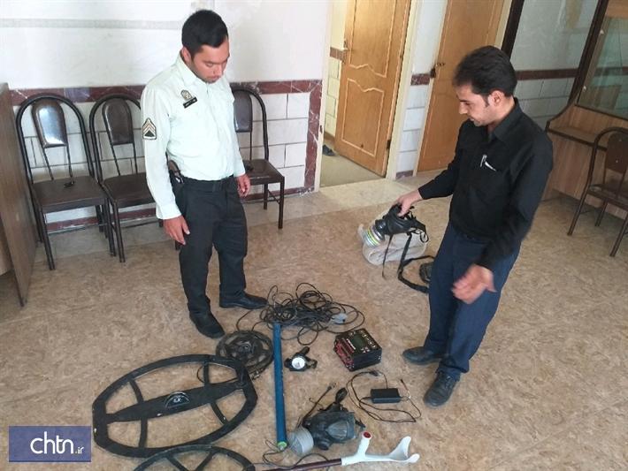 دستگیری 120 متهم مرتبط با جرائم حوزه میراث فرهنگی در همدان
