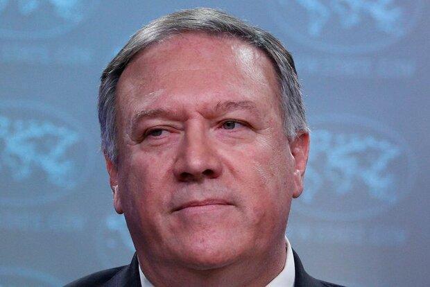 پمپئو: هدف از تحریم ها قطع نفوذ ایران در منطقه است!