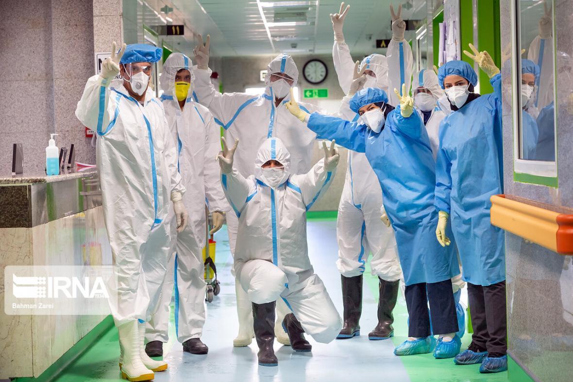 خبرنگاران ارتقا کیفیت تجهیزات حفاظت فردی پزشکان همدان در اولویت است