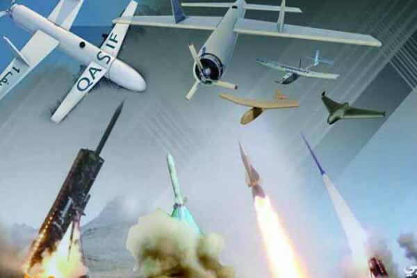 عملیات کوبنده پهپادی و موشکی علیه متجاوزان، ریاض به شوک فرو رفت
