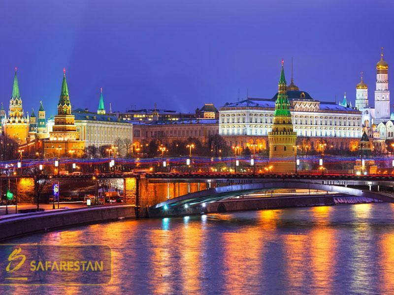 بلیط هواپیما مسکو شهر داستان و موسیقی
