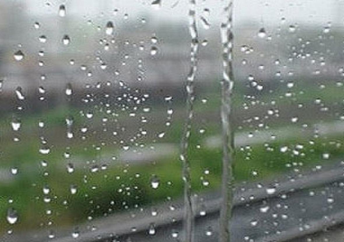 تداوم بارش باران تا روز دوشنبه در استان قزوین، بارش بیش از 12 میلی متر در قزوین