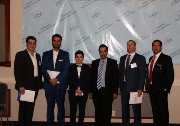 در کنفرانس سالانه انجمن بازرگانان کانادا و ایران چه گذشت؟