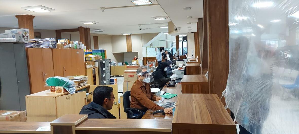 خبرنگاران مرسولات اینترنتی نیشابور 50 درصد افزایش یافت
