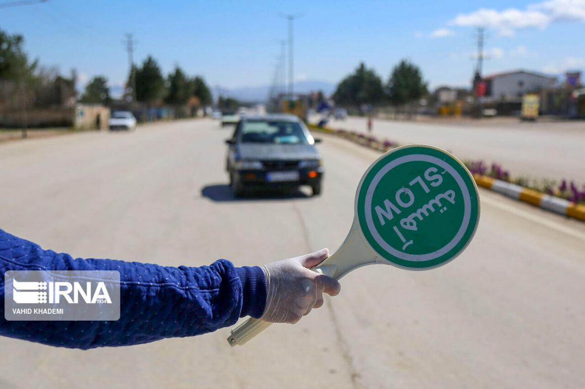 خبرنگاران شروع مرحله دوم محدودیت های ترافیکی در دزفول