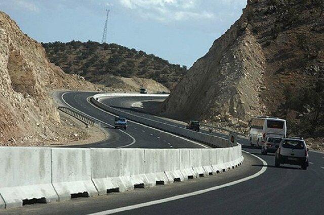 آزاد راه قزوین - رشت موقت بازگشایی شد