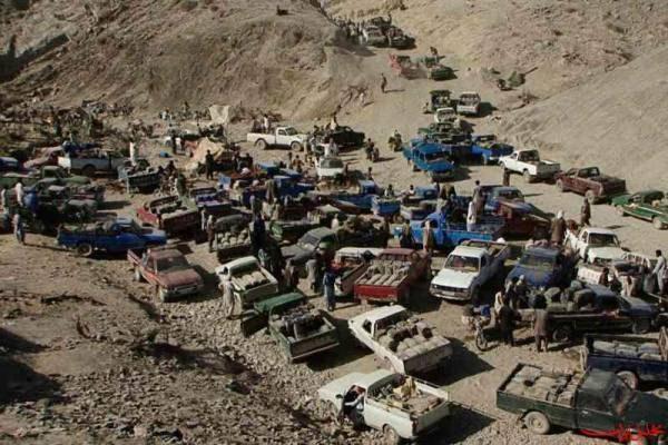 اطلاعات سپاه شبکه عظیم قاچاق سوخت در شرق کشور را منهدم کرد