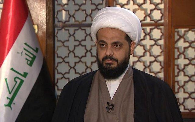 دفاتر عصائب اهل الحق تا اطلاع ثانوی در عراق تعطیل شد
