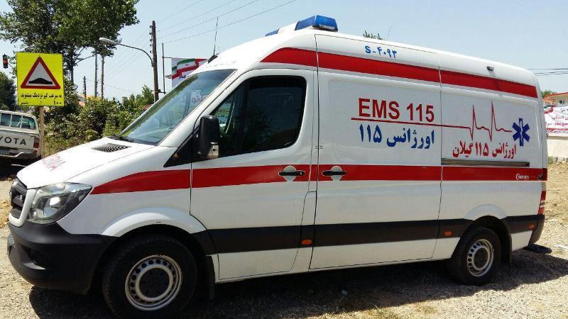 خبرنگاران واژگونی خودرو درمحدوده امامزاده هاشم رشت هفت مصدوم بر جا گذاشت