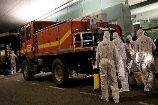 اروپا با بیش از 206 هزار فوتی کرونایی، آسیب دیده ترین منطقه دنیا