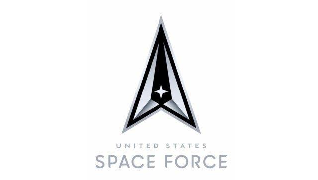 لوگو و شعار نیروی فضایی آمریکا رونمایی شد