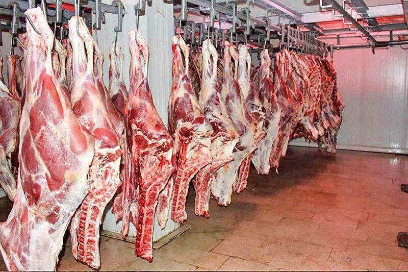 خبرنگاران کمبود گوشت قرمز در اردبیل وجود ندارد