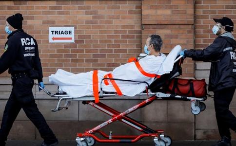 تلفات کرونا در آمریکا از 164 هزار نفر گذشت ، ثبت 1100 کشته در 24 ساعت